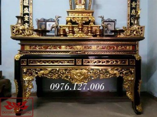 bàn thờ án gian ms27