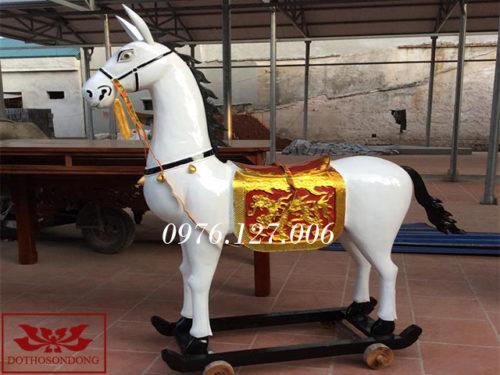 Ngựa thờ 07