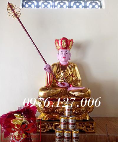 tượng địa tạng vương bồ tát 01