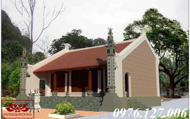 mẫu nhà thờ họ đẹp 13